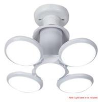 Lampu LED Lipat Model Bola 40 Watt Football Lamp Light Bohlam Led