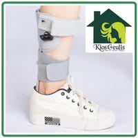 AFO Ankle Foot Orthosis Anke Brace Drop Foot Kaki Lumpuh Karena Stroke