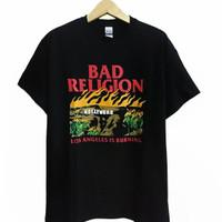 T Shirt Bad Religion - Los Angeles is Burning