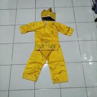 Adat anak laki laki TK daerah Lampung /kostum karnaval anak