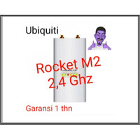 Ubiquiti Rocket M2 / RM2 Airmax 2x2 MIMO 2,4 Ghz