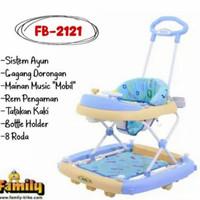 BABY WALKER FAMILY FB - 2121