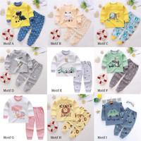Baju Panjang Bayi / Setelan Baju Bayi / Setelan Panjang Bayi