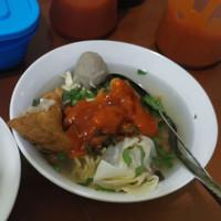 1 porsi Bakwan Malang isi 6 pcs