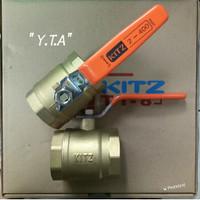 ball valve 2 Inch Kitz / Stop Kran 2 Inch Kitz Termurah