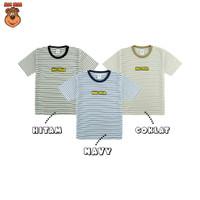 MacBear Baju Anak Laki-laki Kaos Stripe-A-Holic Collection MacBear