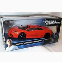 Jada Fast and Furious 1:24 Roman's Lamborghini Murcielago Diecast