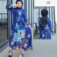 Gamis Anak Perempuan Ariana Baju Muslim Anak Usia 6 - 9 Tahun