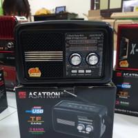 Radio Asatron Portable R-1105 USB (3 Band)