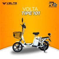 Sepeda Listrik Volta 101 Sepeda Aki