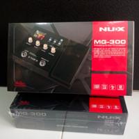 Efek gitar Nux Mg 300/ nux mg300 Garansi resmi