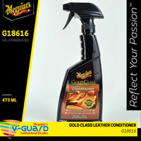 Meguiars Gold Class Leather Conditioner 473ml Perawatan Seat Jok Kulit