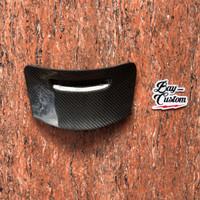 Carbon Kevlar Cover Busi bahan Fiber Vespa Primavera / Sprint