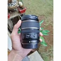 Lensa Canon EFS 17-85 IS USM Ultrasonic