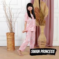 PIYAMA ANAK SWAN PRINCESS - M