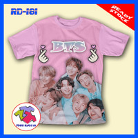 Kaos BTS KPOP Series Baju BTS Army Remaja Dewasa #RD-181