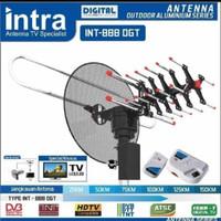 Antena tv digital remot intra 888 dgt antena luar