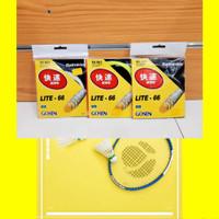 Senar badminto/ Tali Raket Badminton GOSEN Lite 66 (Untuk Pemula) Asli