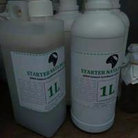 Bibit Bakteri Acetobacter Xylinum Biang Nata De Coco 1liter