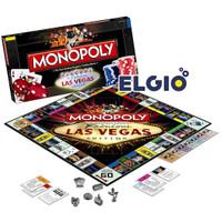 Monopoli Seri Las Vegas Edition Monopoly Board Game 5218Y