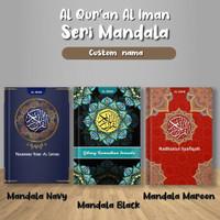 ALQURAN AL IMAN, ALQURAN A5, CUSTOM NAMA, PILIH WARNA , PILIH VARIAN