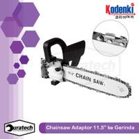 Gergaji Mini Gerinda Tangan / Adaptor Chainsaw Gerinda Konverter