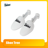 Talas Shoe Tree Adjustable - Pengganjal Sepatu - Putih Transparant