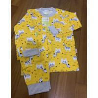 Piyama baju tidur anak laki laki velvet junior big size 4 | 1 setel