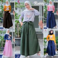 Rabbit Set Teen 2 by Shofiya Hijab - Baju Setelan Celana Remaja Putri