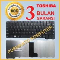 Keyboard Keybord Laptop TOSHIBA Satellite C600 C605 C640 Black DOFF