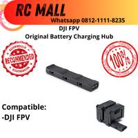 Original Battery Charging Hub DJI FPV Charger Baterai FPV Combo