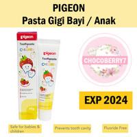 Pigeon Toothpaste Pasta Gigi Anak Bayi | Tooth Paste 45gr / 45 gr
