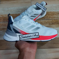 Sepatu Adidas Response Super White Silver Metallic