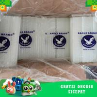 Isi Refill Lem Tembak Bakar Glue Gun Besar Lem Lilin brand eagle ori - kecil