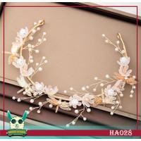 Aksesoris Hiasan Rambut / Mahkota rambut - HA028