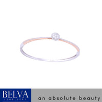 Gelang Berlian / Bangle Diamond - Belva Jewellery - BABGBW01916