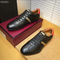 Sepatu Sneakers Pria BALLY Mirror Original/Spt70