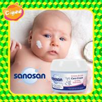 Ciyee.. Sanosan Care Cream 150ml / Sanosan Krim Bayi / Baby Face Cream