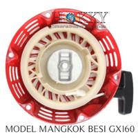Tarikan Kap Engkol Recoil Starter Mesin Gx160 Gx200