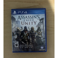Assassins Creed Unity ps4 ps 4 (bukan origins odyssey syndicate