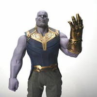 hot toys thanos infinity war