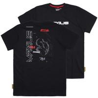 Maxius T-Shirt/Kaos Pria - Baby Machine Hitam