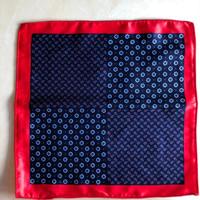 Sapu tangan jas pocket square warna 1