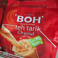 Boh Teh Tarik Ori Less Sweet