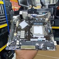 MOBO/MOTHERBOARD H61 ECS/ASROCK/MSI SOCKET LGA 1155 CORE I3 I5 I7 MURA