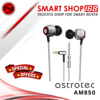 Astrotec AM850 Hifi In ear Earphine Hi res