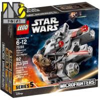 LEGO 75193 - Star Wars - Millennium Falcon Microfighter