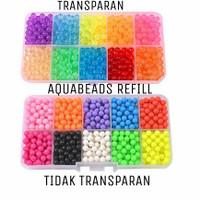 Aquabeads Refill 1100 pcs - Mainan Aquabeads