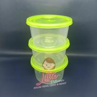 Cup Plastik 300ml KUNING/Cup Puding/Cup Slime/Mangkok Plastik