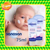 Ciyee.. Sanosan Care Cream 75ml / Sanosan Krim Bayi / Baby Face Cream - Care Cream 75ml